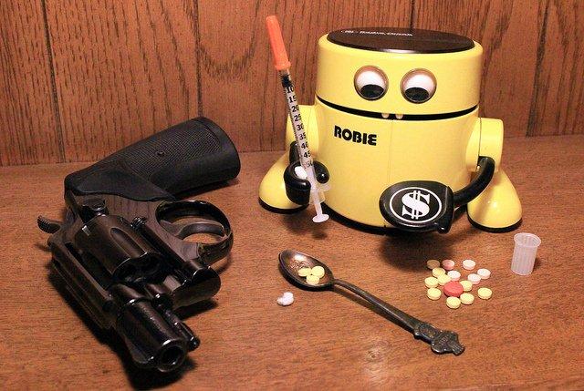 Drugs and Bad Behavior