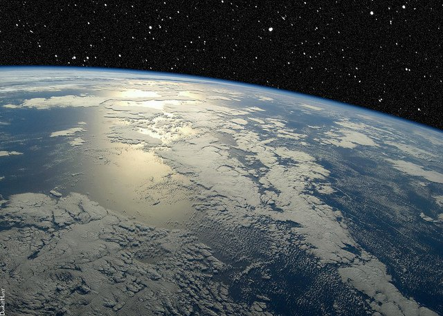 Earth, Space and Creation